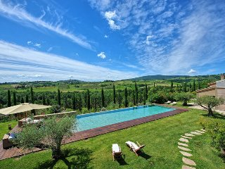 Luxury Villa Dora with pool in San Gimignano - San Gimignano vacation rentals
