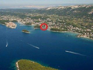 Seaview apartment - Island Rab, Croatia - Banjol vacation rentals