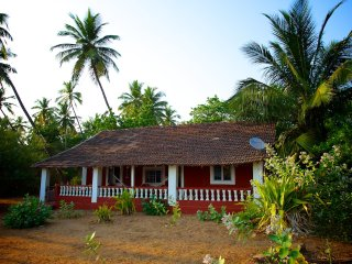 Lovely House with Internet Access and Television - Patnem vacation rentals