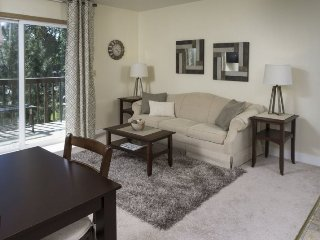 Bend Condo, 2 Blocks to Downtown, Walk Along the River, Peaceful and Beautiful - Bend vacation rentals