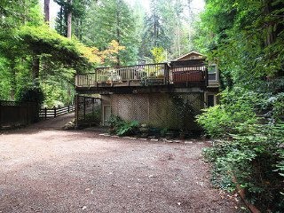 Redwood Rendezvous - Guerneville vacation rentals