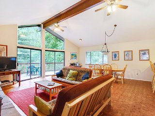 2 bedroom House with Deck in Guerneville - Guerneville vacation rentals