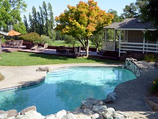 Beautiful House with Deck and Internet Access - Sebastopol vacation rentals