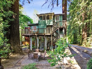 Gorgeous Monte Rio House rental with Deck - Monte Rio vacation rentals