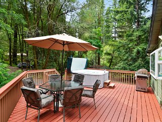 Bright House with Deck and Internet Access - Cazadero vacation rentals