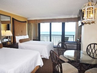 Gorgeous Direct oceanfront Studio at the Caravelle Resort - Myrtle Beach vacation rentals