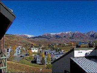 Mountain Views - Cozy Mountain Condo (1004) - Crested Butte vacation rentals