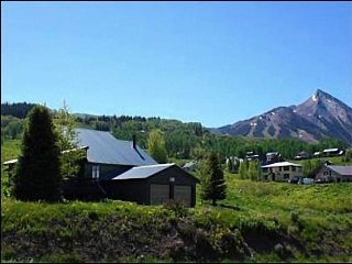 Affordable Home - Views of Mt. Crested Butte (1009) - Crested Butte vacation rentals