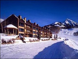 Cozy Condo at a Great Price - Fantastic Evening Views of Town Lights (1013) - Crested Butte vacation rentals