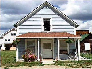 Charming Historic Home - Close to Restaurants and Shopping (1027) - Crested Butte vacation rentals