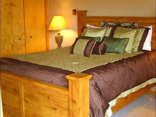 Inviting Eagle's Nest Condo - Wood & Stone Finishes Throughout (1289) - Crested Butte vacation rentals