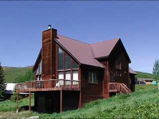 Classic A-Frame Style Mountain Home - Amazing Mountain Views (1388) - Crested Butte vacation rentals
