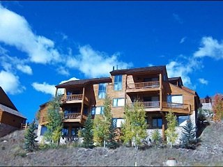 Beautiful, Three-Story Duplex - Rustic Wood & Stone Accents (1389) - Crested Butte vacation rentals