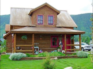 Magnificent, Restored Log Home - On the Quiet End of Main Street (1397) - Crested Butte vacation rentals