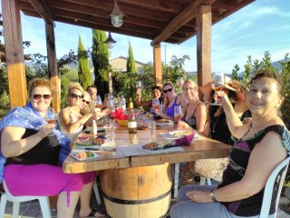La Dolce Vita - Yoga Holiday Retreat in Tuscany - Pomaia vacation rentals