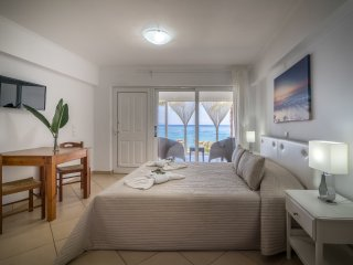 Playa Del Zante - Palm Studio with Sea View - Meso Gerakari vacation rentals
