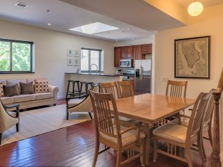Luxury 3 Bedroom Loft with Outdoor Deck - Jersey City vacation rentals