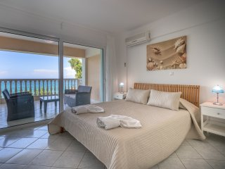 Playa Del Zante-Villa Sea View 1-Bedroom Apartment - Meso Gerakari vacation rentals