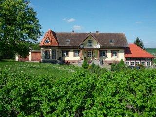 Gaestehaus der Dylka Ranch in Westpommern/Polen - Szczecinek vacation rentals