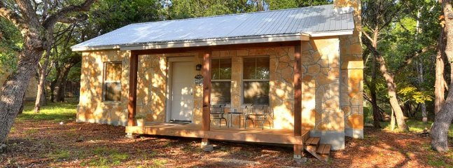 Cabins at Flite Acres – Mountain Laurel - Image 1 - Wimberley - rentals