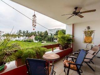 Casa Julie (8210) - Great Ocean Views, Full of Extra Amenities, Beachfront - Cozumel vacation rentals