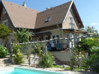 Family Cottage with saltwater pool - Sturovo vacation rentals