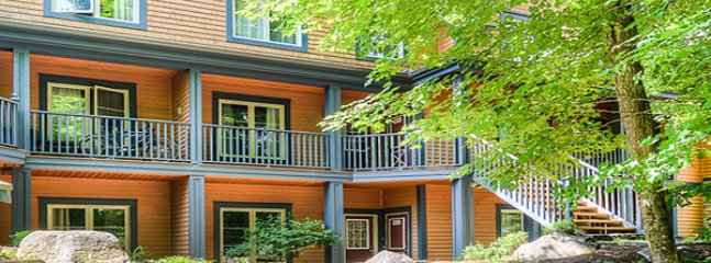 1 bedroom Apartment with Internet Access in Mont Tremblant - Mont Tremblant vacation rentals