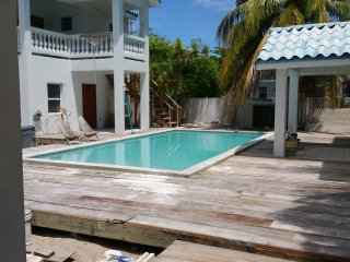 Azul Maya Villa Fondo - Pool & short walk to beach - San Pedro vacation rentals