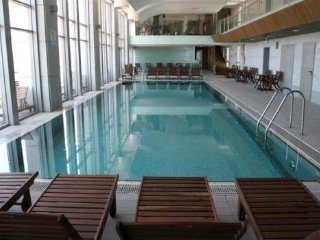 Luxury Neve Tsedek tower pool gym parking seaview - Jaffa vacation rentals