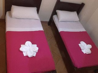 Two Single Bed Room w/out Balcony 501 - Talisay City vacation rentals