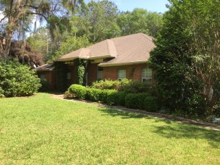 GORGEOUS, PRIVATE HOME IN UPSCALE SummerBrooke - Tallahassee vacation rentals