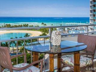 Ilikai Suites 1122 Ocean / Lagoon / Fireworks Views King Bed, Sofa Bed - Honolulu vacation rentals