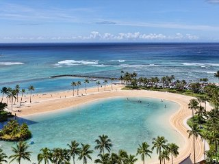 Ilikai Suites 1636 Ocean / Lagoon / Fireworks King Bed, Sofa Bed - Honolulu vacation rentals