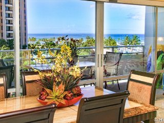 Luxury Remodel Ilikai Suites 526 2 Bed Room Ocean / Lagoon Views - Honolulu vacation rentals