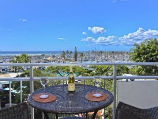 Ilikai Suites 404 Ocean / Sunset / Marina  Views King Bed, Sofa Bed - Honolulu vacation rentals