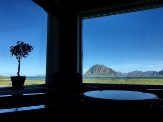 House by the sea in Lofoten, Norway - Vestvagoy vacation rentals