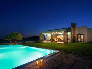CRISTELIA, LUXURY SEA FRONT & POOL VILLA - Lachania vacation rentals