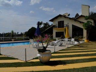 Nice Farmhouse Barn with Shared Outdoor Pool and Television - Atibaia vacation rentals