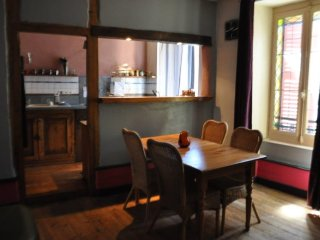 1 bedroom House with Internet Access in Saint Geniez D'olt - Saint Geniez D'olt vacation rentals