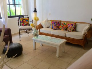 At Old Town and Beach just 1/2 block-  1 BR apt. ! - Puerto Vallarta vacation rentals