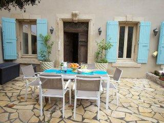 Large Maison de Maitre in quiet Village near Sea - Salles d'Aude vacation rentals