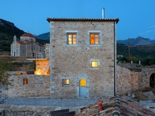 Casa Antica, The Awarded Villa - Lefktron vacation rentals