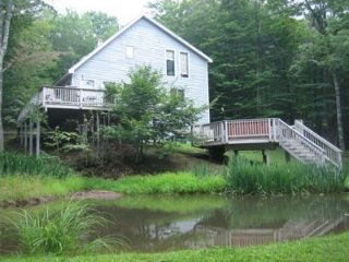 Comfortable 3 bedroom Canaan Valley House with Internet Access - Canaan Valley vacation rentals