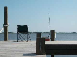 Gorgeous waterfront views in Currituck NC OBX - Barco vacation rentals