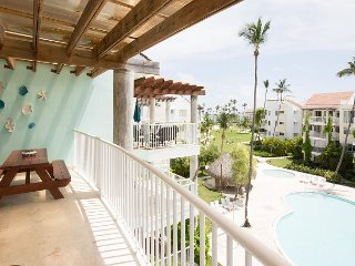 Playa Turquesa A401 - BeachFront, Inquire About Discount Promo Code - Punta Cana vacation rentals