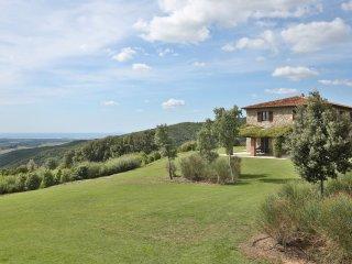 Beautiful 4 bedroom Villa in Riparbella - Riparbella vacation rentals