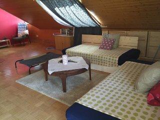 Grosses Apartment im Casa del Nucki - Beuron vacation rentals