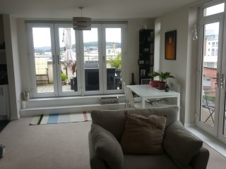 Modern Penthouse Marina Apartment - Weston-in-Gordano, vacation rentals