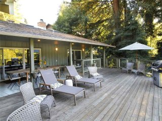 Sunny 4 bedroom House in Guerneville with Internet Access - Guerneville vacation rentals
