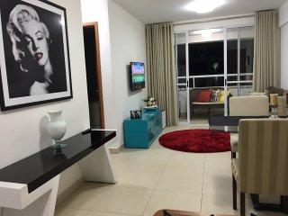 Charmoso apartamento por temporada - Goias vacation rentals